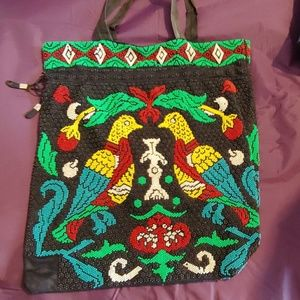 Beautiful Vintage beaded bag.